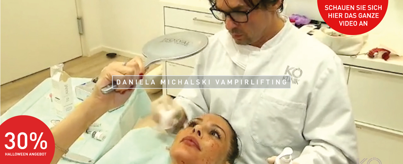 Vampir-Lifting bei Dany Michalski